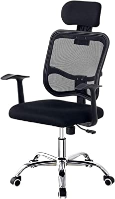 Office Desk Chair Bedroom Office Chair Staff Breathable Mesh Chair Swivel Chair Conference Chair Household