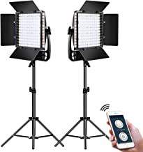 Best led lighting kits for video production Reviews