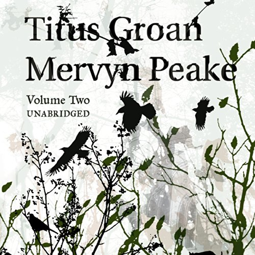 Titus Groan, Volume 2 cover art