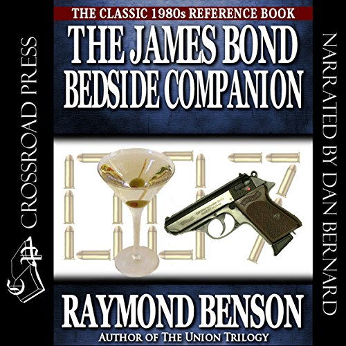The James Bond Bedside Companion audiobook cover art