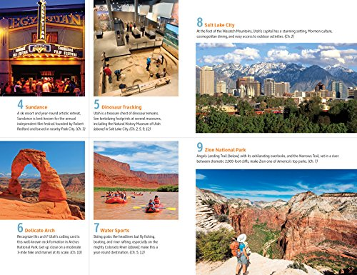 Fodor's Utah: with Zion, Bryce Canyon, Arches, Capitol Reef & Canyonla... - 61WRA5pz+iL