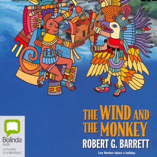 The Wind and the Monkey audiobook cover art