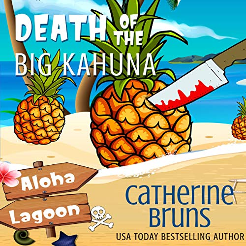 Death of the Big Kahuna audiobook cover art