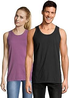 Adult ComfortWash Garment Dyed Sleeveless Tank Top