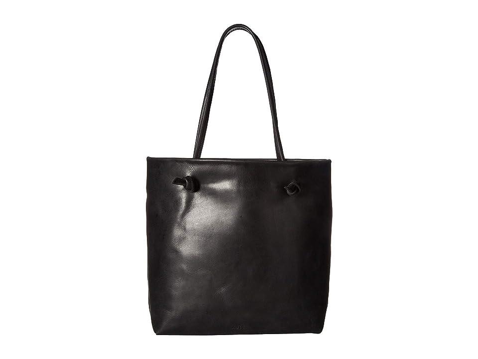 ABLE Rachel Tote (Black) Handbags