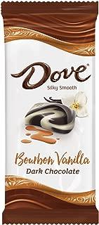 DOVE Dark Chocolate Bourbon Vanilla Bar, 3.30-Ounce Bar
