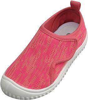 Niñas pequeños Zapatillas Deportivas para Caminar Respirable Malla Bucle de Gancho Hogar Aire Libre Zapato
