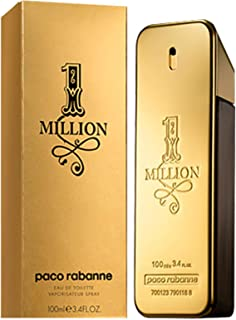 Paco Rabanne One Million Men for Men 100ml Eau de Toilette