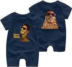 JeremyRoberts Short Sleeve Baby Jumpsuit Bodysuit Boys Girls Romper Daily Baby Boy's Suit Crawling Clothes