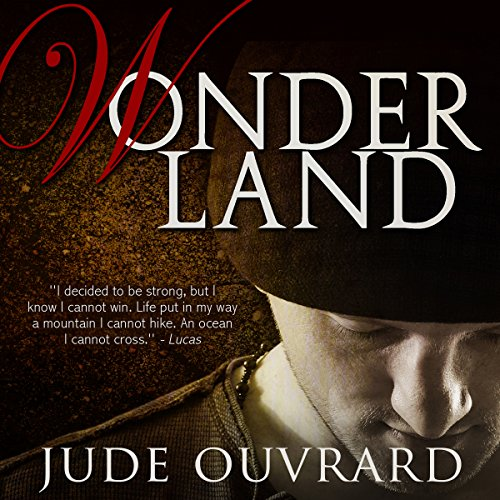 Wonderland audiobook cover art