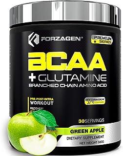 Forzagen Bcaa Powder Workout Recovery - Best BCAA | BCAAS Amino Acids | Electrolytes Keto Friendly | Hydration Powder| Bca...