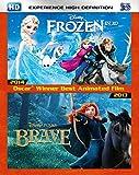 Frozen & Brave (3D)