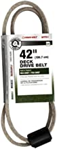 MTD Genuine Factory Parts Deck Drive Belt for 42 in. Lawn Tractors 2001 thru 2003