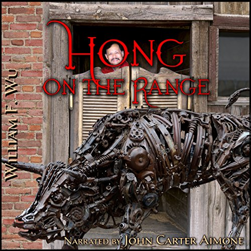 Hong on the Range  By  cover art