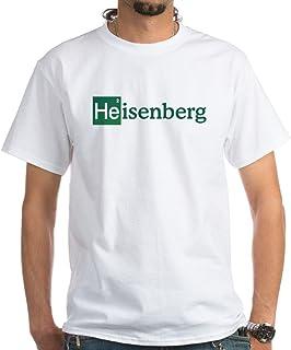 CafePress Heisenberg T-Shirt 100% Cotton T-Shirt, White