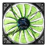 Aerocool Shark Fan Evil Green Edition - Green (120x120x25mm)