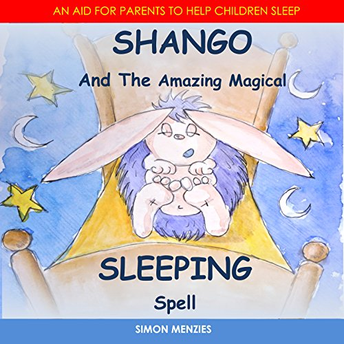 Shango and the Amazing Magical Sleeping Spell cover art
