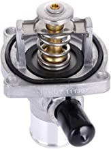 ROADFAR Engine Coolant Thermostat 55578419 55564891 131-183 Fit for 2009-2011 Chevrolet Aveo5,2013-2018 Chevrolet Sonic Thermostat Housing Assembly