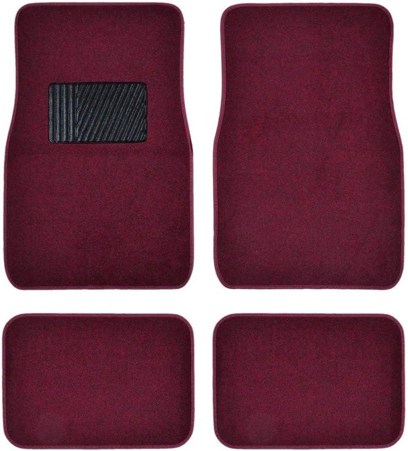 Bdkusa Premium Carpet Mat Carpeted 4 Piece Vinyl Heel Special price P with Recommendation