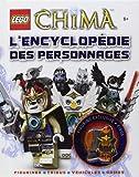 Lego legends of Chima. L'encyclopédie des personnages - Avec une figurine exclusive de Firox de Beth Landis Hester (6 novembre 2014) Relié