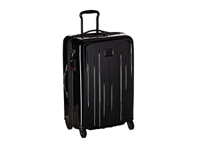 Tumi V4 Short Trip Expandable 4 Wheeled Packing Case (Black) Luggage