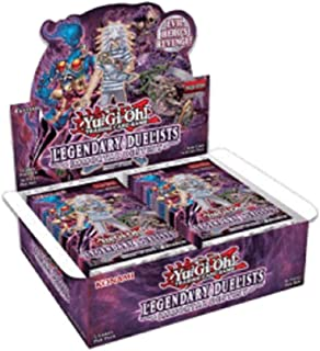 Yu-Gi-Oh KONLED5 Legendary Duelists Immortal Destiny Booster Display Box of 36 Packets