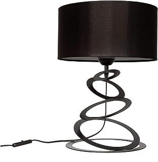 Light-Home Abajour Lampe de Chevet Chambre - Moderne Lampe De Table pour Chambre et Salon Élégante Lampe à Poser E27 - 45x...