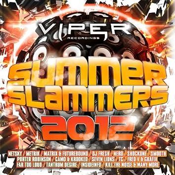 Summer Slammers 2012 (feat. Luke Bingham, Reija Lee, Cat Knight, Jakes, Shaz Sparks, Girl X)