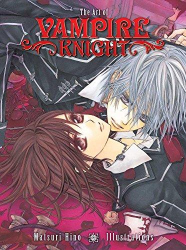 The Art of Vampire Knight-