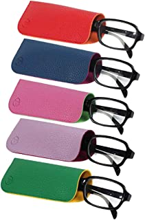 coach soft leather eyeglass case
