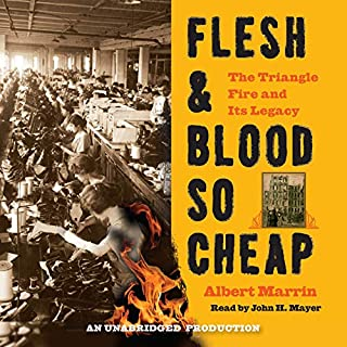 Flesh and Blood So Cheap cover art