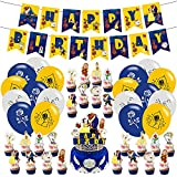 Beauty and the Beast Birthday Party Supplies,Decorations for Beauty and The Beast,Princess Belle Theme Birthday Party Suppliers,rincess Cake Decoration