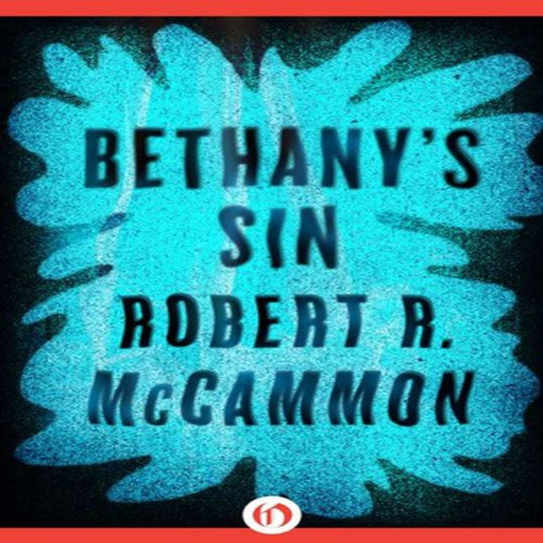 Bethany's Sin audiobook cover art
