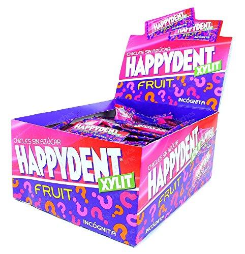 HAPPYDENT XYLIT FRUIT - Sabor Incógnita - 200 UNID