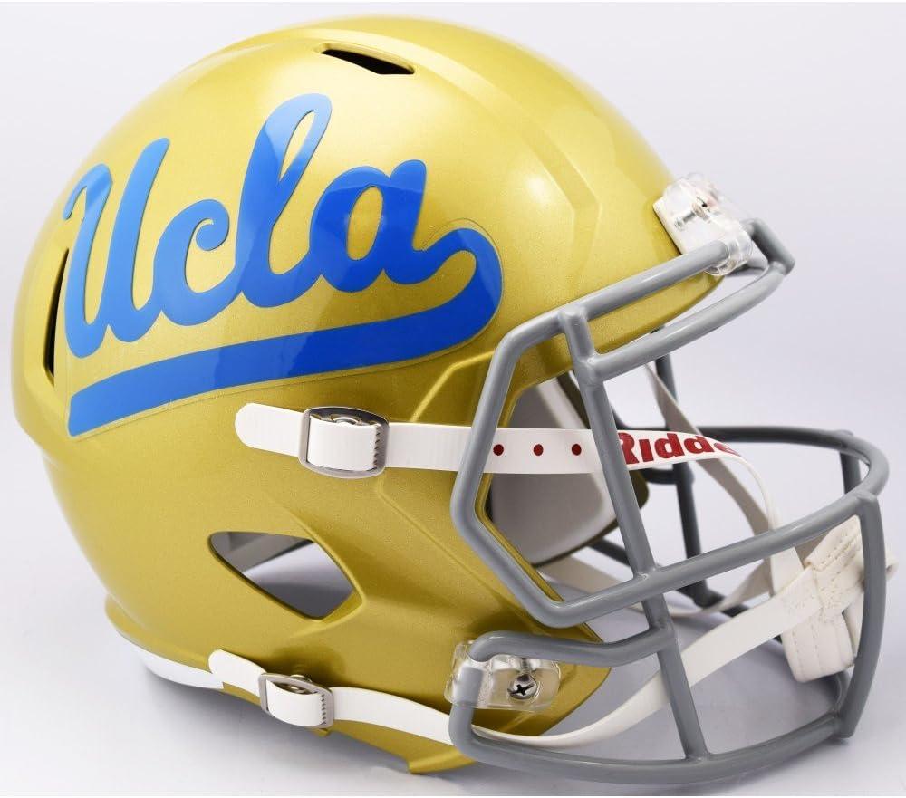 UCLA Bruins Helmet Riddell Japan Maker Max 40% OFF New Speed Style Mini Replica