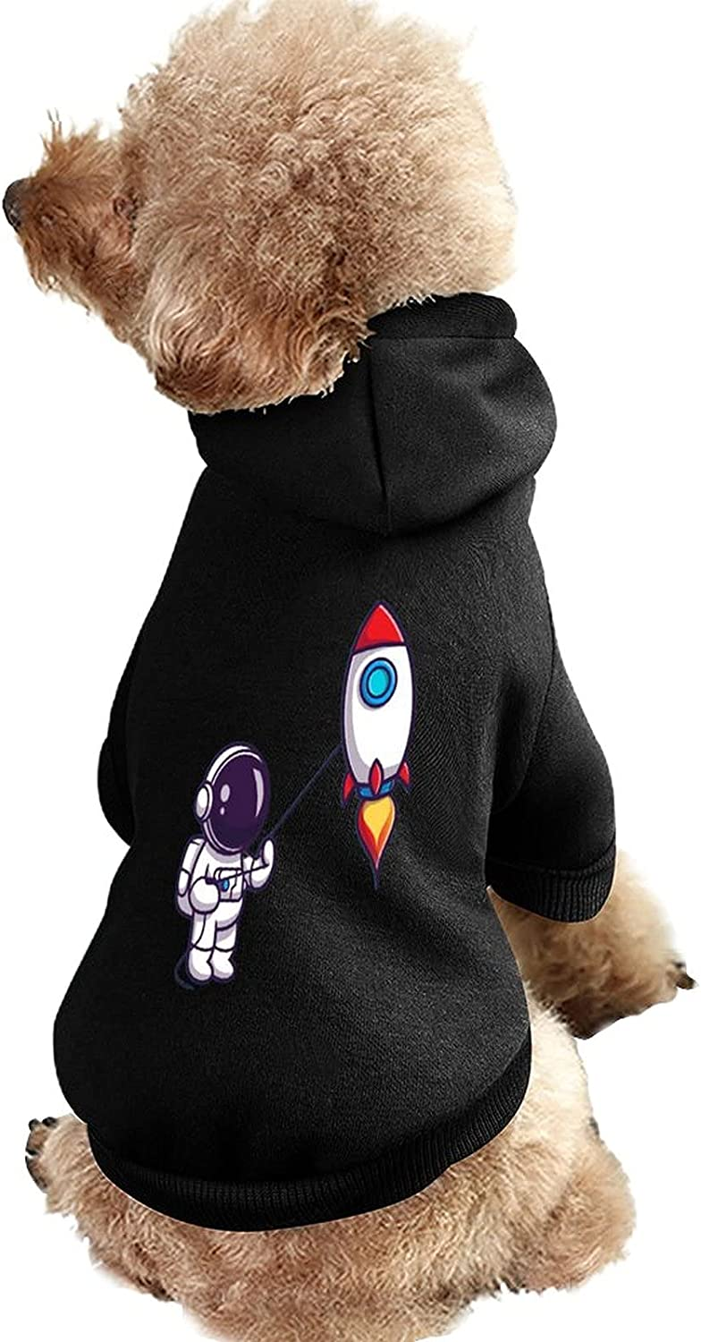 cheap Warm Hooded Winter Cute Astronaut Playing Kite New arrival Carto Rocket