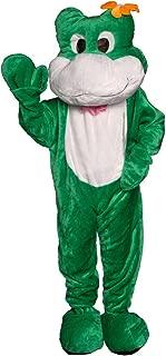 Dress Up America Adults Frog Mascot Costume