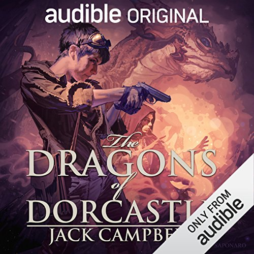 The Dragons of Dorcastle Titelbild