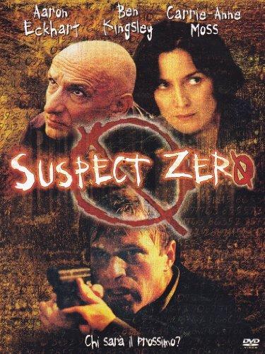 Suspect Zero by Aaron Eckhart