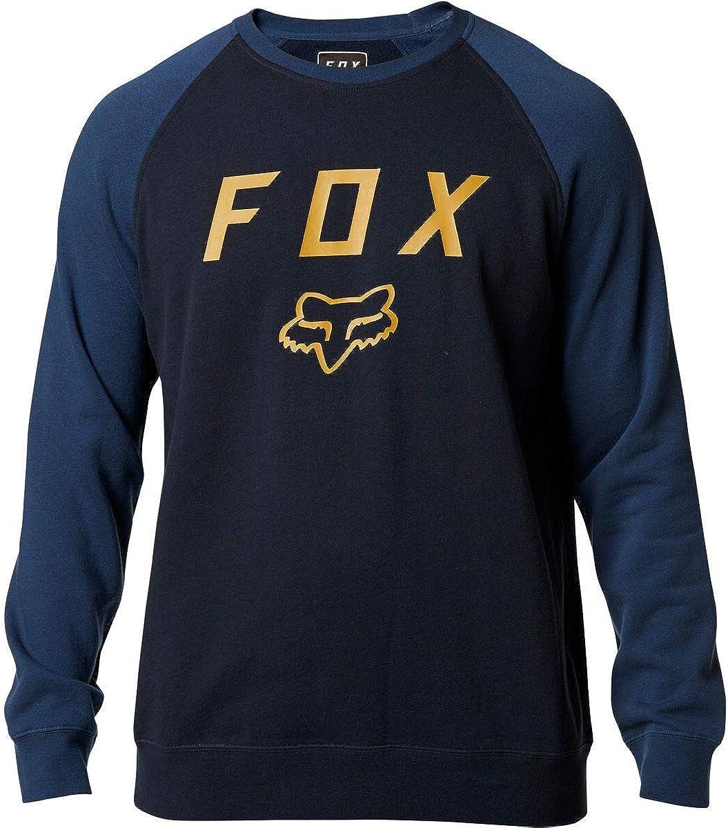 Fox Unisex Legacy Crew Fleece Light Indigo Legacy Crew Fleece Light Indigo