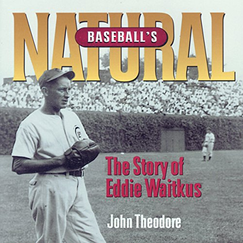 Baseball's Natural audiobook cover art