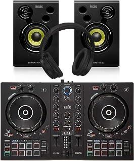Hercules Inpulse 300 Controlador + Monitor Bundle DJ Discoteca auriculares incluidos