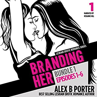 Branding Her: Bundle 1, Episodes 1-6 audiobook cover art