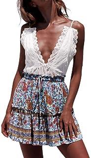 7cb6a41b3 Amazon.es: falda - ADELINA / Faldas / Mujer: Ropa