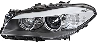 HELLA 010131651 Headlamp Assembly (Driver Side, Xenon, BMW)