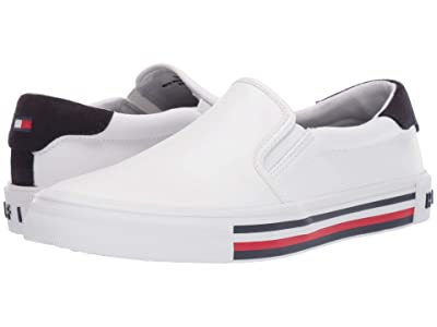 Tommy Hilfiger T-Hanks3 (White) Women