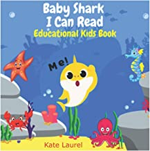 Baby Shark I Can Read (Educational Kids Book): Baby Shark Activity Book, Baby Shark Book for Kids Ages 4-8, Baby Shark Gift Book, Baby Shark Doo Doo Doo