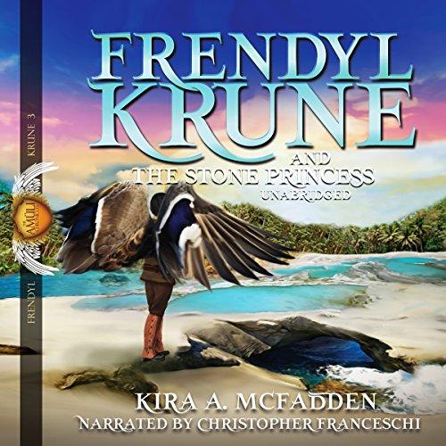 Frendyl Krune and the Stone Princess Titelbild
