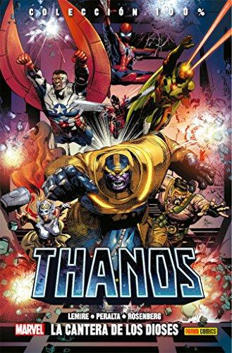 Thanos 2. La cantera de los dioses: LA CANTERA DE DIOSES (100% MARVEL HC)