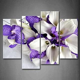 Best flowers modern art painting Reviews
